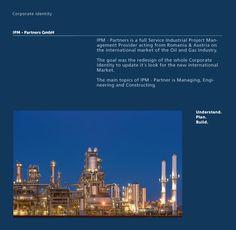 Identity International Market, Oil And Gas, Corporate Identity, Romania, Marketing, Branding, Visual Identity