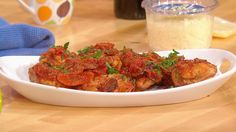 * Keeper *  This is my favorite cacciatore !! -  Spicy Chicken Cacciatore RR-