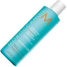 Sin sulfatos, fosfatos ni parabenos, el champú Hidratante de  es tan suave que es apto para todo tipo de cabellos, incluso teñidos, y para uso diario. www.arganhairoil.es
