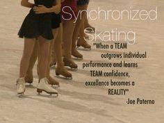 Synchronized Skating, figure skating,Team Boston!! Synchro love! Team, teamwork.