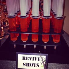 Call of Duty Jell-O shots