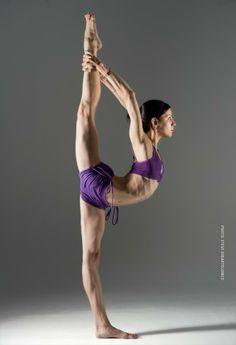 Standing needle split