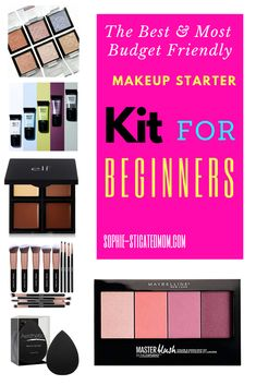 Amazing makeup must haves and a budget friendly makeup starter kit for beginners list and beauty tips. Dark skin and drug store brand friendly. Beauty Makeup Tips, Makeup Kit, Beauty Hacks, Dark Circles Makeup, Camo Wedding Rings, Makeup Starter Kit, Makeup Must Haves, Makeup Tutorial For Beginners, Amazing Makeup