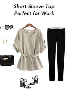 Short Sleeve Shirt Perfect for Work