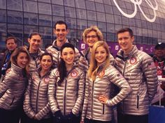 Team USA figure skating
