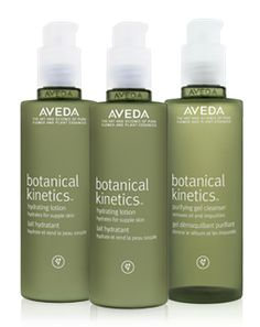 Aveda products make you feel luxurious and hippie. After using, you smell like you've rolled around in the forest. My favourite face products!