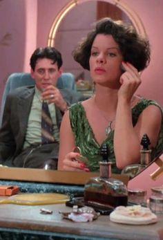 "Miller's Crossing - Tom: ""Intimidating helpless women is my job"" Verna: ""Then go find one"" #GangsterMovie #GangsterFlick"