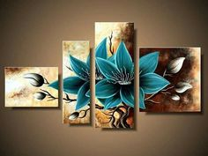 Multiple Canvas Paintings Diy Canvas Art Leaf Art Acrylic Art Beautiful Paintings Art Pictures My Drawings Abstract Wall Art Painting Abstract Diy Canvas Art, Abstract Canvas Art, Painting Abstract, Acrylic Art, Multiple Canvas Paintings, Triptych Wall Art, Wall Art Sets, Art Pictures, Art Ideas