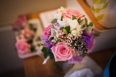 Louisa and Adam's 1950s Afternoon Tea Party Wedding by Steve Fuller
