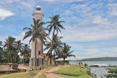 Galle phare Sri Lanka