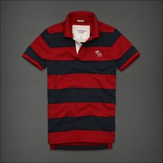 3588db63456 Abercrombie Navy Blue Shirts, All American Clothing, Abercrombie Fitch, Polo  Shirts, Man
