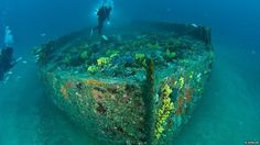 Increased protection for war wrecks
