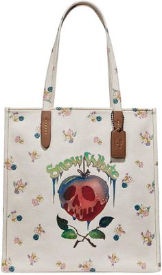Coach 1941 DISNEY X COACH Poison Apple Tote Bag
