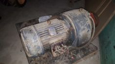 Louis Allis Electric 30 HP Motor For Sale
