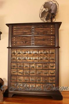 Map Cabinet | General Finishes
