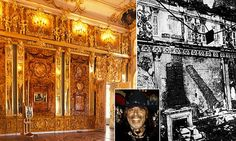 Cornelius Gurlitt is said to have told his family he knows what became of the long-lost Amber Room, installed by Peter the Great in the Summer Palace outside St Petersburg in the 18th century.