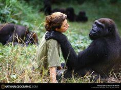 Humana e animal - Papel de Parede Grátis para PC: http://wallpapic-br.com/national-geographic-fotos/humana-e-animal/wallpaper-38608