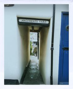 Arguments Yard (in Whitby) Oh England I miss you.... England and Scotland my family roots.