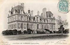 Photos : Château de Guérinet - CRGPG