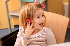 If you have a young child who has recently received a cochlear implant, listening games can help them build their sound detection skills.