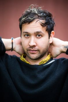 Ruban Nielson of Unknown Mortal Orchestra