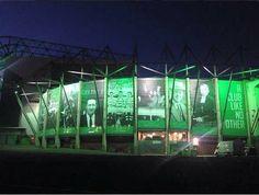 Celtic Park At Night