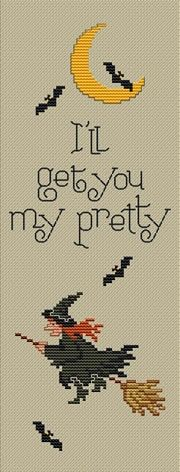 Free cross stitch.