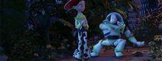 Discover & share this Toy Story GIF with everyone you know. GIPHY is how you search, share, discover, and create GIFs. Pixar Movies, Disney Movies, Les Joies Du Code, Disney Pixar, Funny Disney, Best Funny Pictures, Funny Images, Funny Gifs, Jessie And Buzz