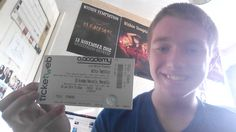 @Linda Think-Positive Temptation #WTworldtour I am going to the show at Newcastle on 29/01/2014, it will be my first WT show!
