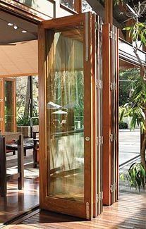 Signature Bi-Folding Door System