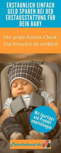 Wie viel kostet ein Baby? In der Analyse meiner Haushaltsbuch-App nenne ich konkrete Zahlen, stelle Vergleiche an und gebe Tipps zum Sparen: Was braucht man z. B. wirklich für die Erstausstattung?