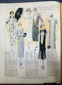 Delineator 1925 by David Earle