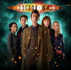 Doctor Who Series 4, Doctor Who Dvd, Doctor Who Tardis, 10th Doctor, Alien Shows, Sci Fi Shows, Geronimo, Silence In The Library, Sarah Jane Smith