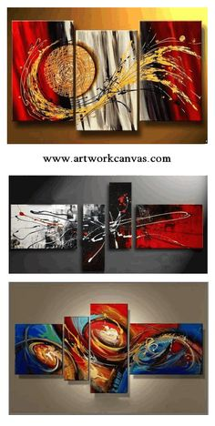 3 Piece Wall Art, Abstract Art for Sale, Canvas Painting, Wall Art Set, Large Oil Painting, Modern Art #painting #art #wallart #walldecor #homedecor #homedecoration #largepainting #impastoart #abstractpainting #canvaspainting #abstract #buyart