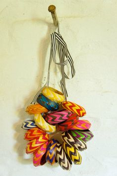 handwoven palma bracelet $30