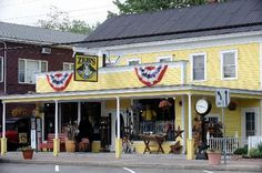 Zeb's General Store in North Conway, New Hampshire, another one of our Retailers of the Year