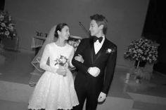 Kim Tae Hee y Rain