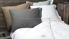 Beach House Company Basic Bedding. 100% cotton jersey. Shop Online.