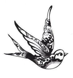 Un joli oiseau