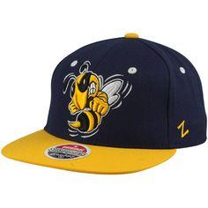 Georgia Tech Yellow Jackets Flat Bill Hats
