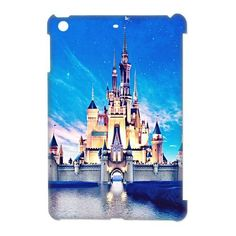 The Disney Castle new style personalized Ipad mini case Dream Castle Ipad cover:Amazon:Computers & Accessories
