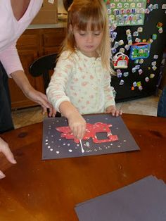 The Polar Express craft