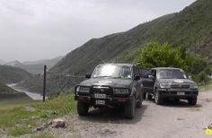 The Silk Road Part 3 with Rally Tours NZ #4x4Action #4WDSafari Silk Road, Rally, Touring, 4x4, Safari, Action, Group Action