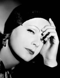 Greta Garbo photographed by Clarence Sinclair Bull, 1930.