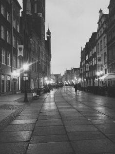 #gdańsk #old #town #morning