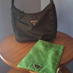 "Selling this ""Prada bundle 2 for the price of 1"" in my Poshmark closet! My username is: gyposhrookie. #shopmycloset #poshmark #fashion #shopping #style #forsale #Prada #Handbags"