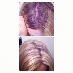 How to highlight your hair at home by yourself.  Includes the products to use to dye your hair, how to weave it with foil, and before and after pictures.  Best on naturally light hair.