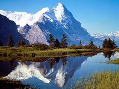 montana nature pictures | Estás aquí : Inicio » Fondos » Impresionante Montaña