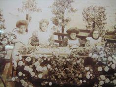 John Groom's Flower Girls at work