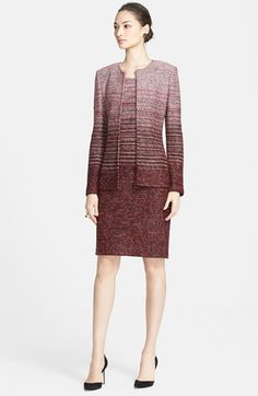 Free shipping and returns on St. John Collection Jacket & Dress at Nordstrom.com.